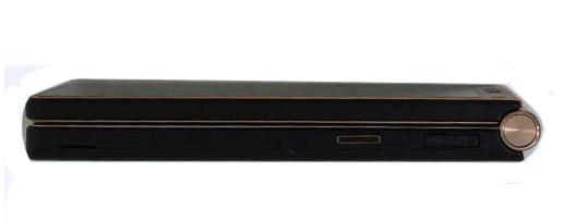 Раскладушка W900 от Gionne толщиной 14,8мм.