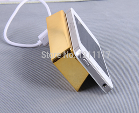 Зарядное устройство Usb gold power bank