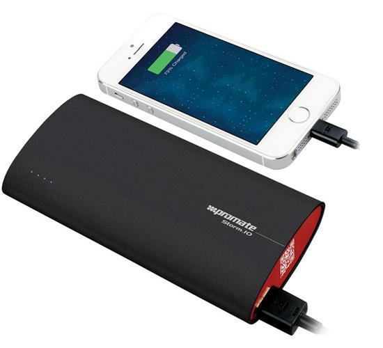 Зарядка c аккумулятором для Apple iPhone 6 Promate pocketMate.LT