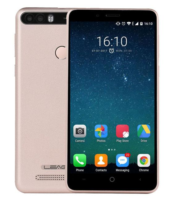 Leagoo Kiicaa Power Золотой