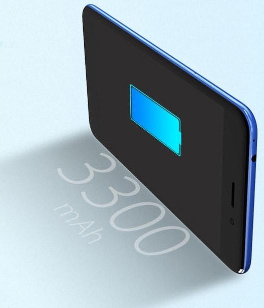 Смартфон Vernee M5 Blue 3300mA