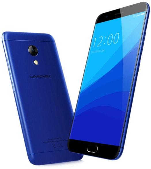 Umidigi C2 Blue
