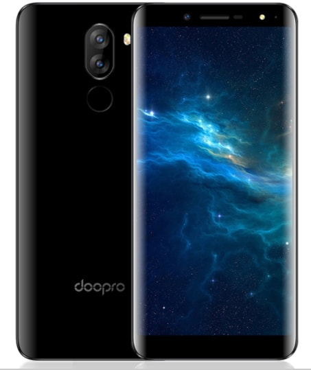 Doopro P5 Pro black